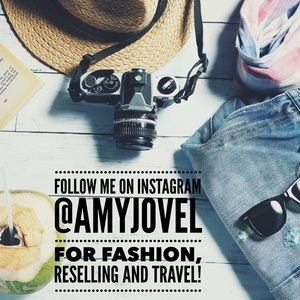 Other - Follow my reseller journey on Instagram! @amyjovel